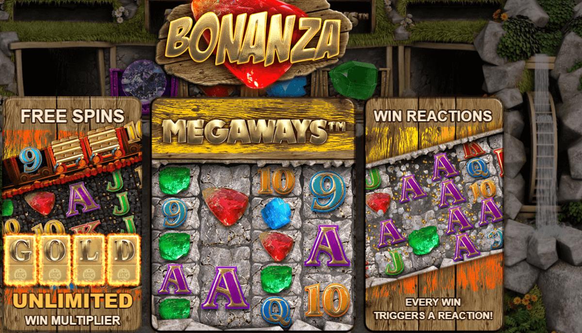 Bonanza bonus features