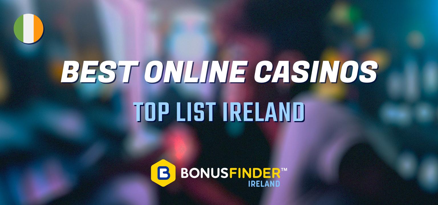 best online casinos list ireland