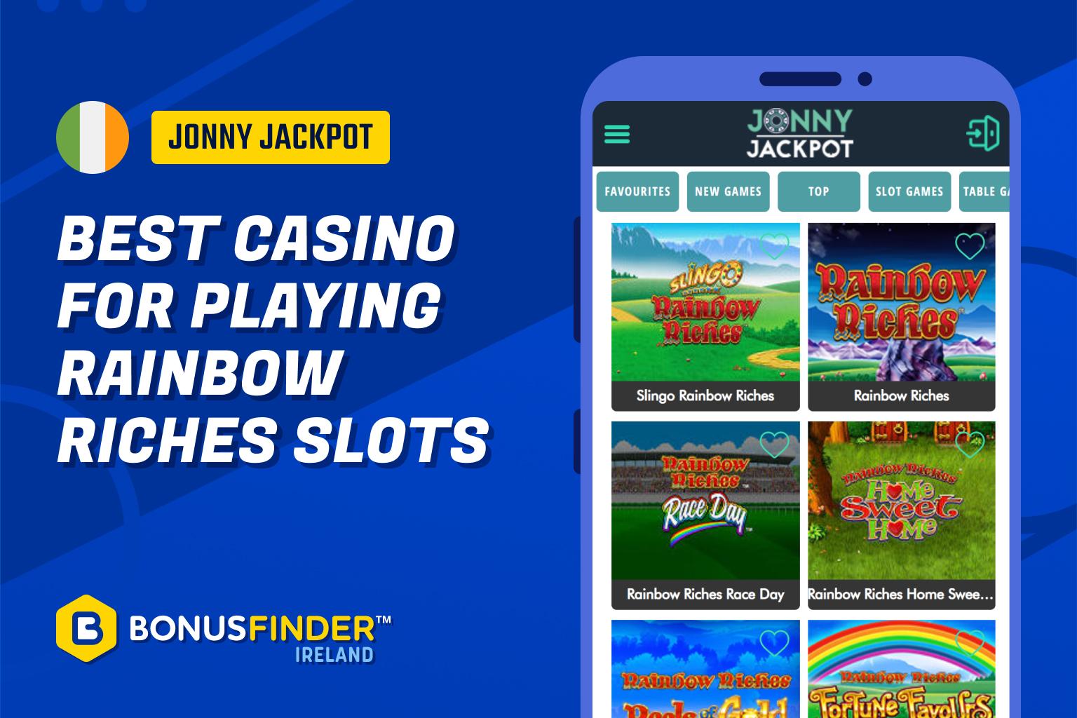 best rainbow riches casino