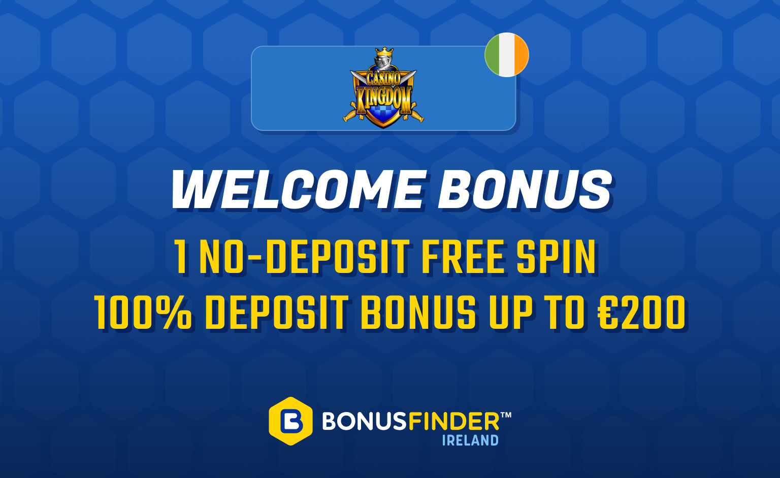 casino kingdom bonus