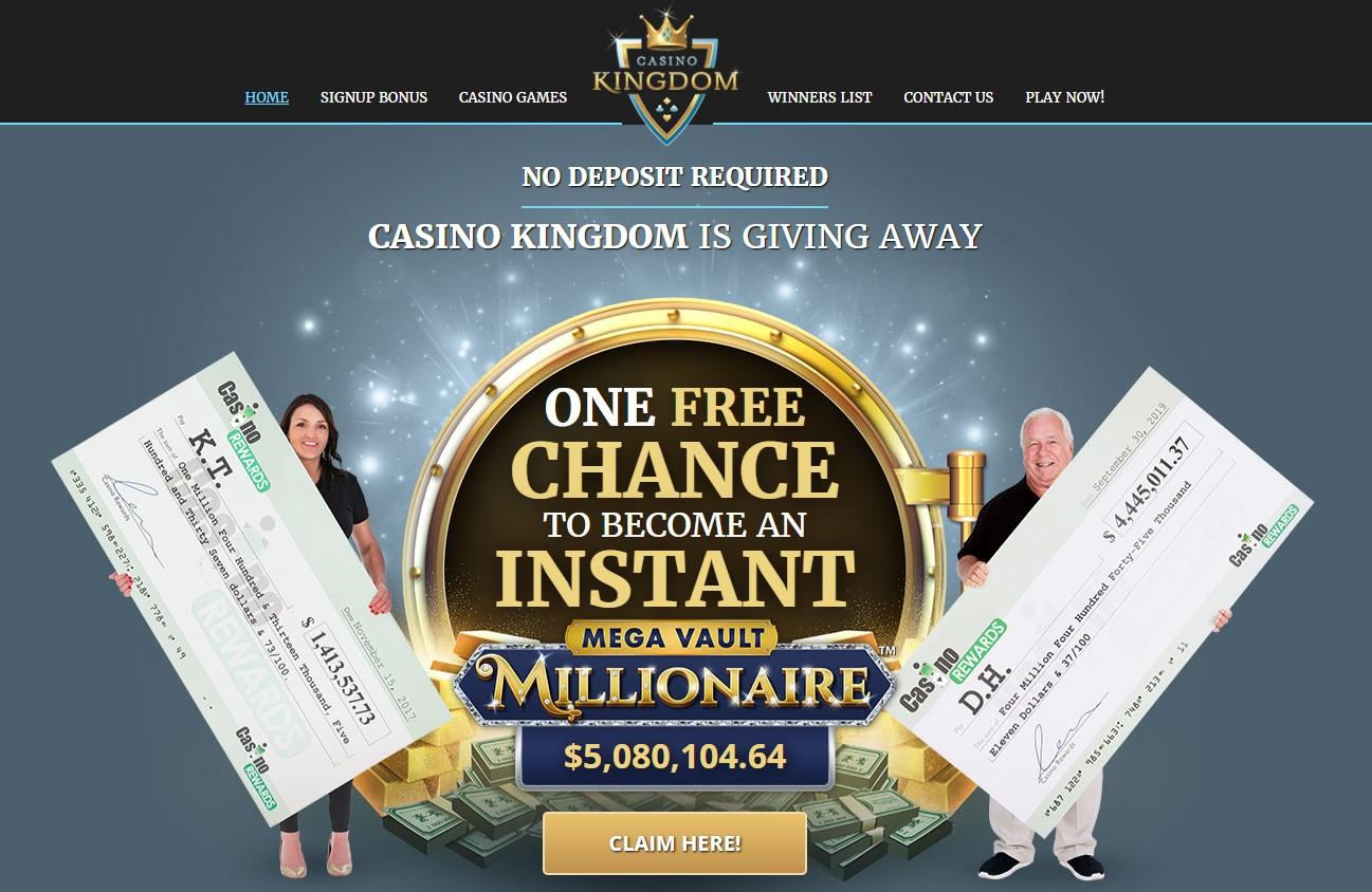 casino kingdom review