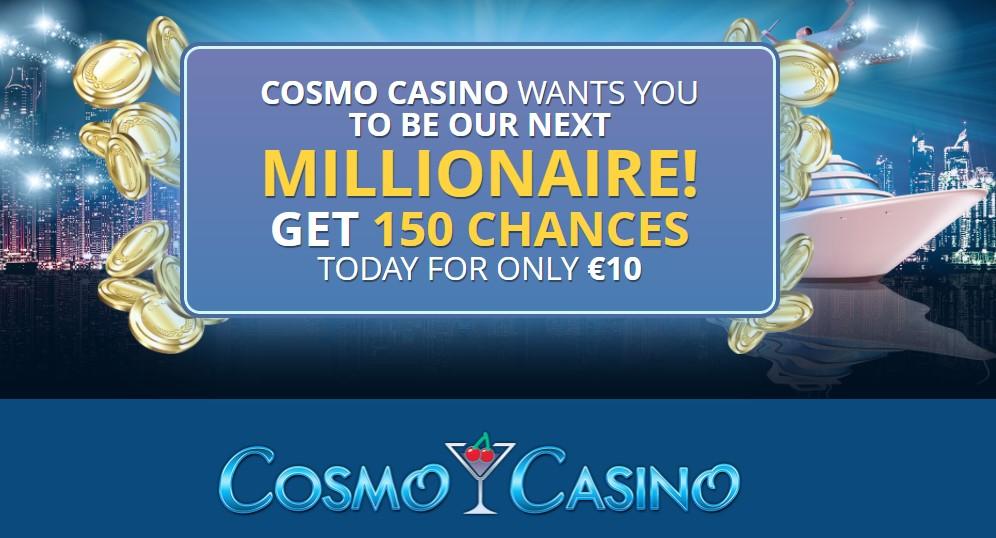 cosmo casino ireland