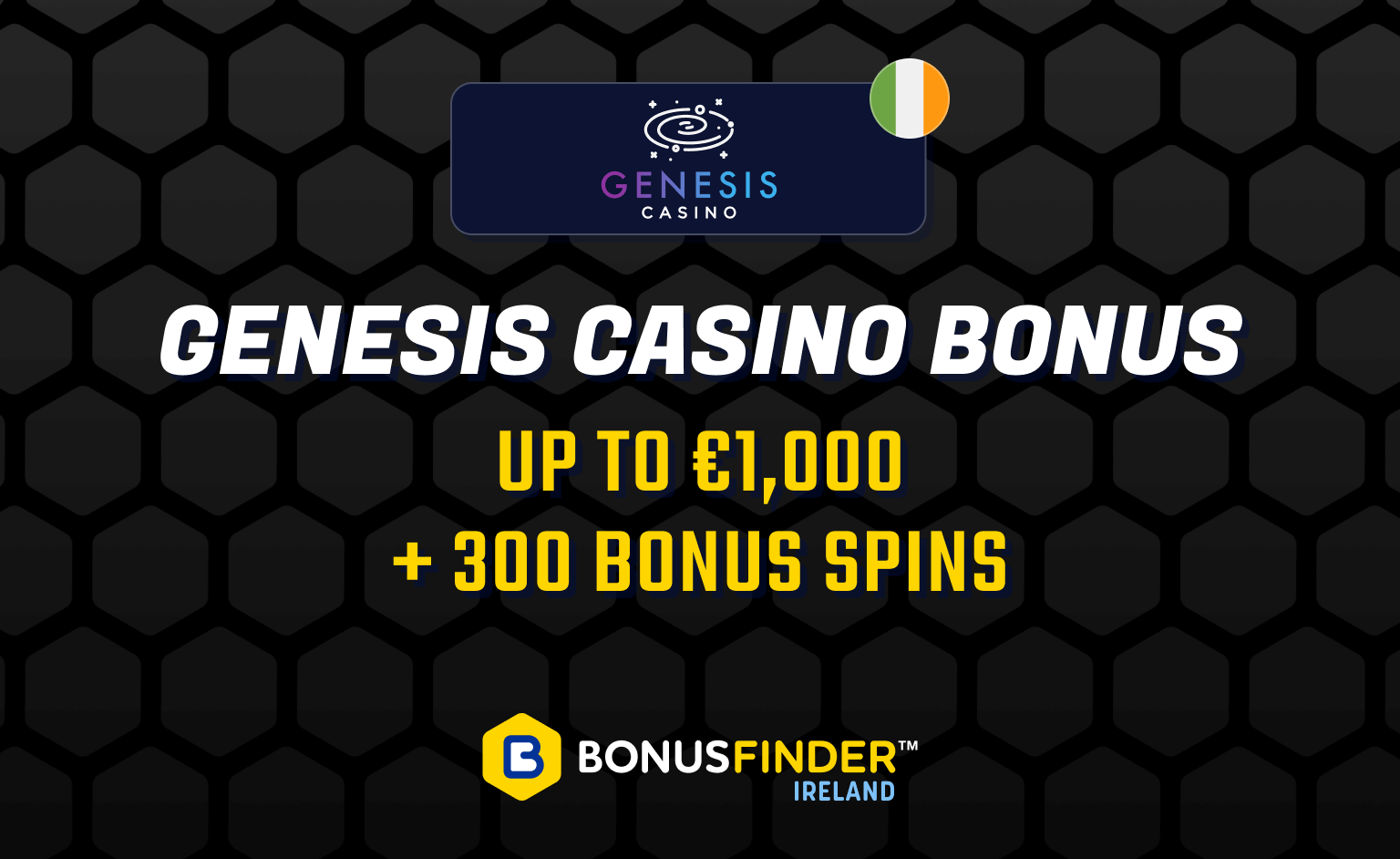 Genesis welcome casino bonus