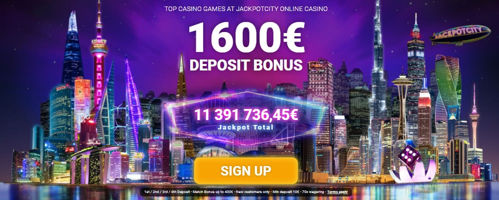 jackpot city casino ireland