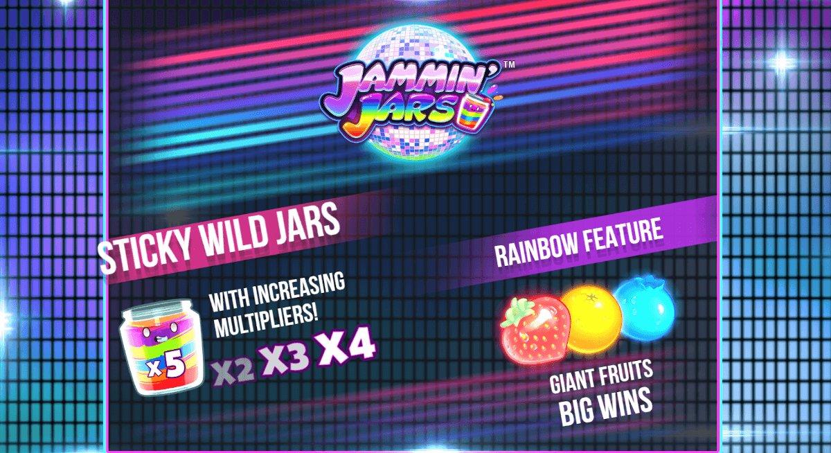 jammin jars bonus features