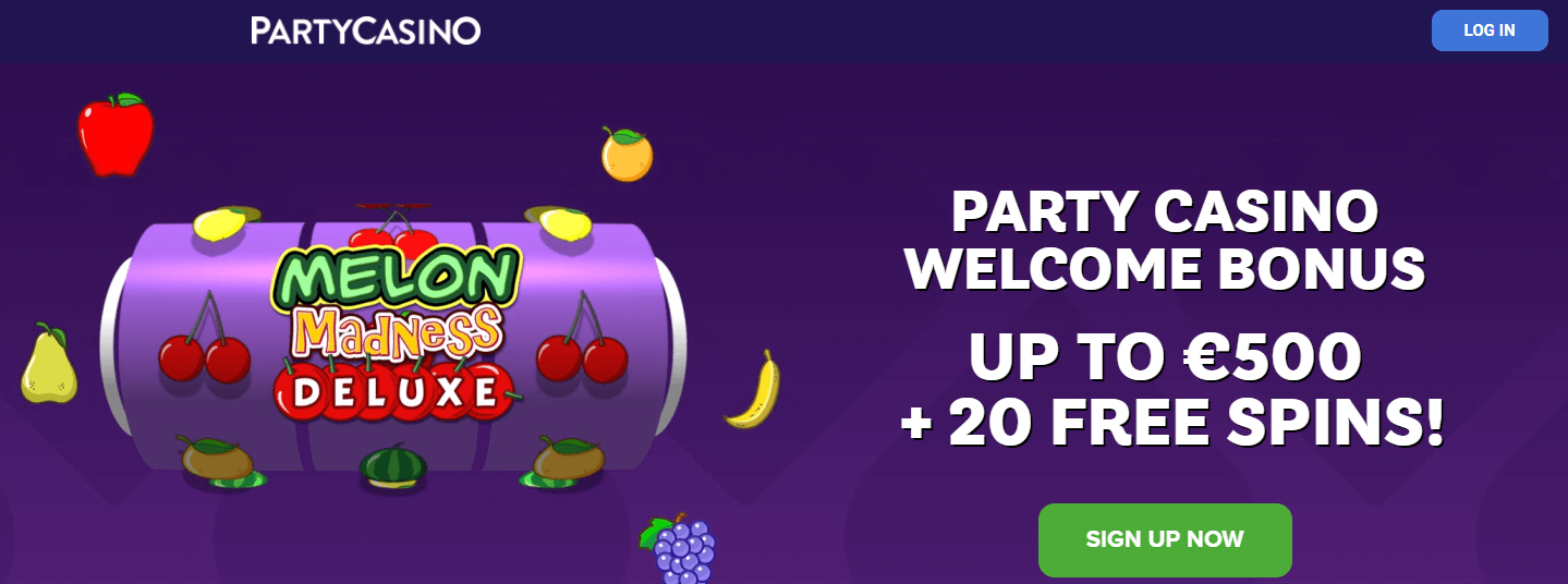 party casino review