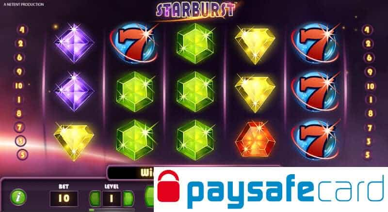 paysafecard casino games