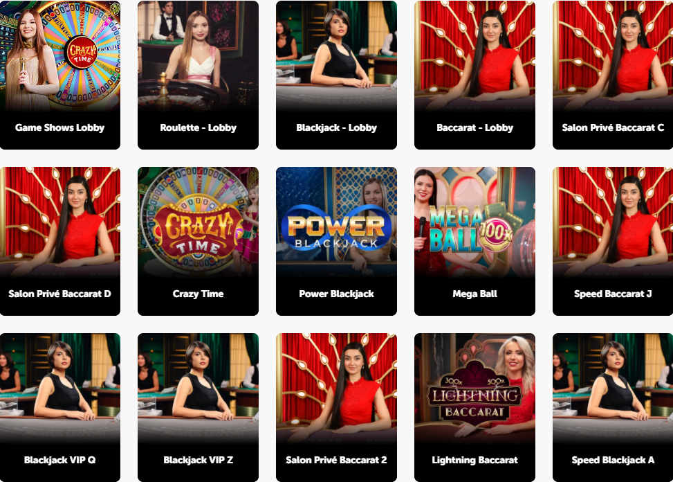 pocketplay live casino