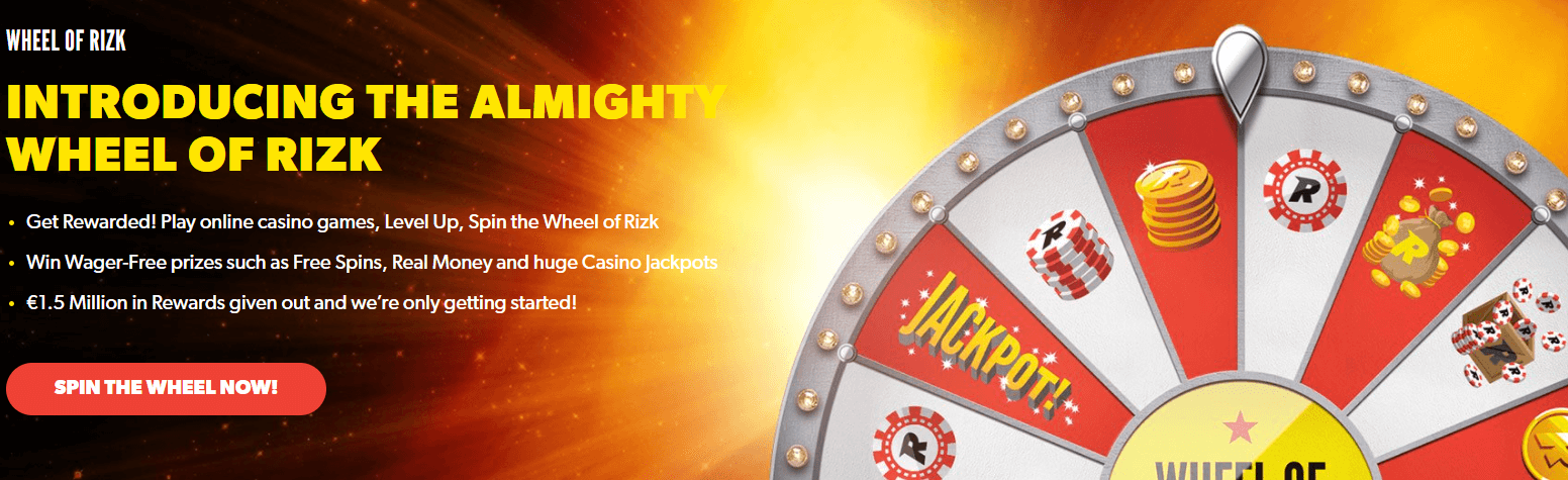 wheelz of rizk